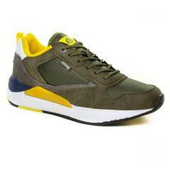 tennis vert kaki: même style de chaussures en ligne pour hommes que les Gola