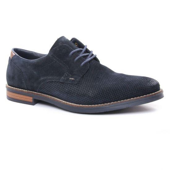 Chaussures Basses À Lacets Rieker 13501-14 Pacific, vue principale de la chaussure homme