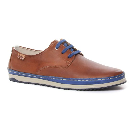 Chaussures Basses À Lacets Pikolinos Motril Cuerro, vue principale de la chaussure homme