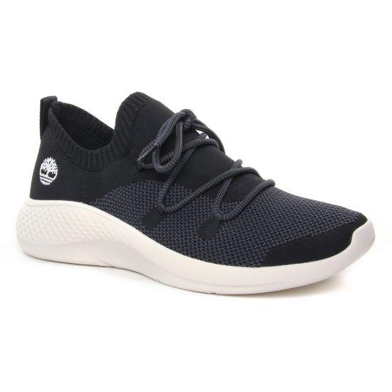 Tennis Timberland Flyroam Black, vue principale de la chaussure homme