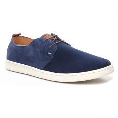 Chaussures homme été 2020 - derbys Kost bleu marine