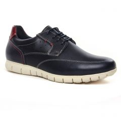 derbys bleu marine: même style de chaussures en ligne pour hommes que les Yann Bolligen
