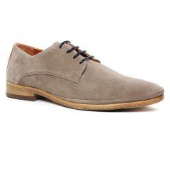 derbys gris beige: même style de chaussures en ligne pour hommes que les Fluchos