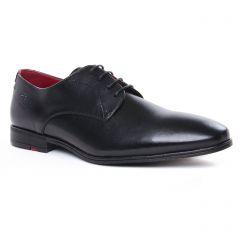 Chaussures homme été 2020 - derbys Fluchos noir