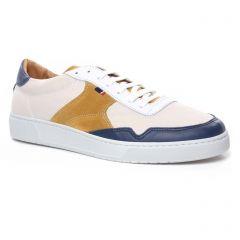 tennis bleu blanc: même style de chaussures en ligne pour hommes que les Kost