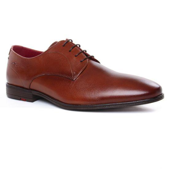 Chaussures Basses À Lacets Fluchos F0842 Cuero, vue principale de la chaussure homme