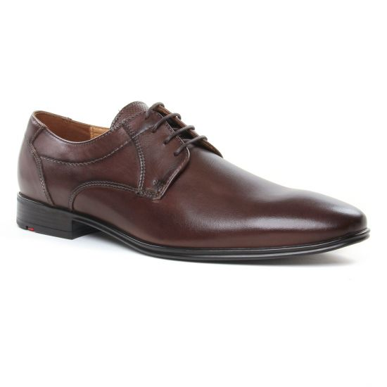 Chaussures Basses À Lacets Lloyd Osmond Testa Di Moro, vue principale de la chaussure homme