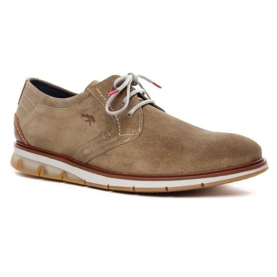 Chaussures Basses À Lacets Fluchos F0776 Alpahaca, vue principale de la chaussure homme