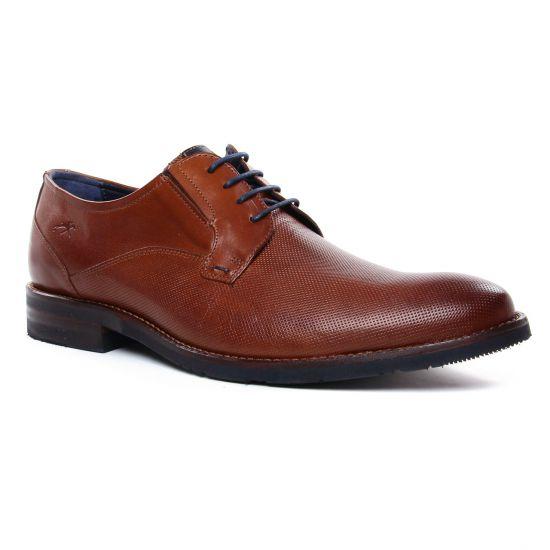 Chaussures Basses À Lacets Fluchos F0123 Cuero, vue principale de la chaussure homme