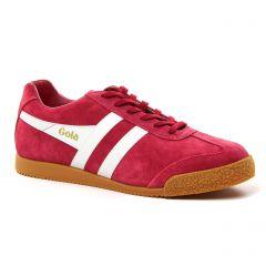 tennis rouge blanc: même style de chaussures en ligne pour hommes que les Gola
