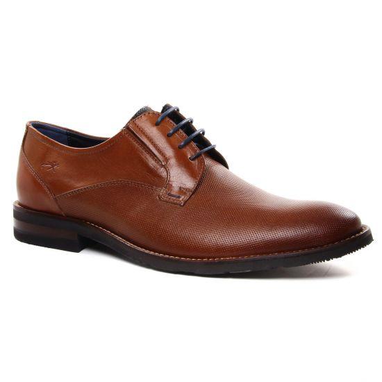 Chaussures Basses À Lacets Fluchos F0123 Memory Micro Cuero, vue principale de la chaussure homme
