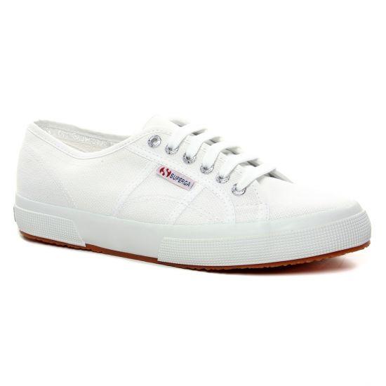 Tennis Superga 2750Cotu White, vue principale de la chaussure homme