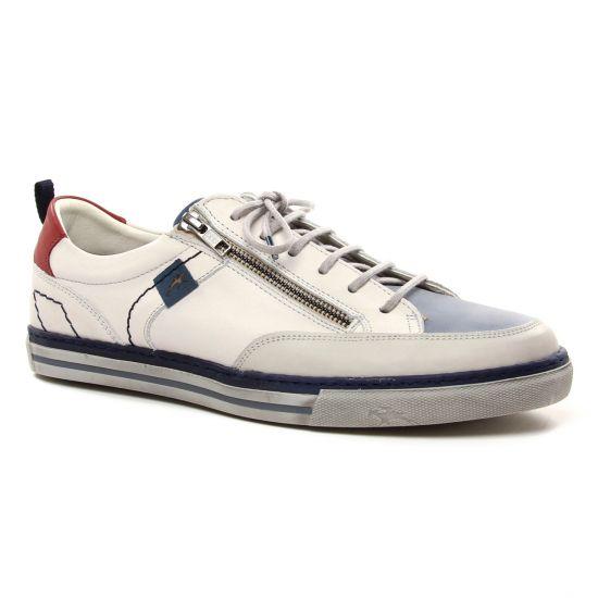 Tennis Fluchos 9376 Surf Hielo, vue principale de la chaussure homme