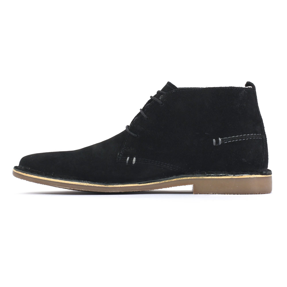 greenstone lipsor noir chaussure montantes noir automne. Black Bedroom Furniture Sets. Home Design Ideas