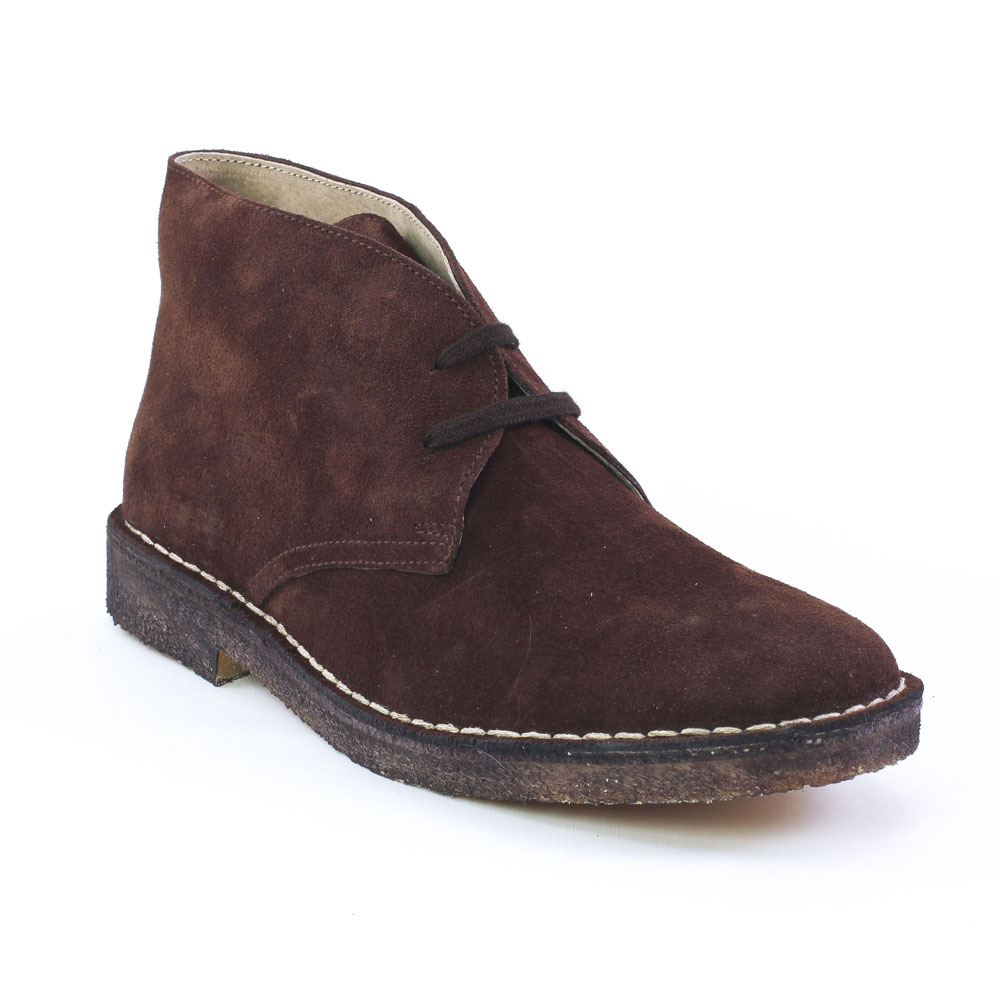 Chaussures automne Clarks marron Fashion homme
