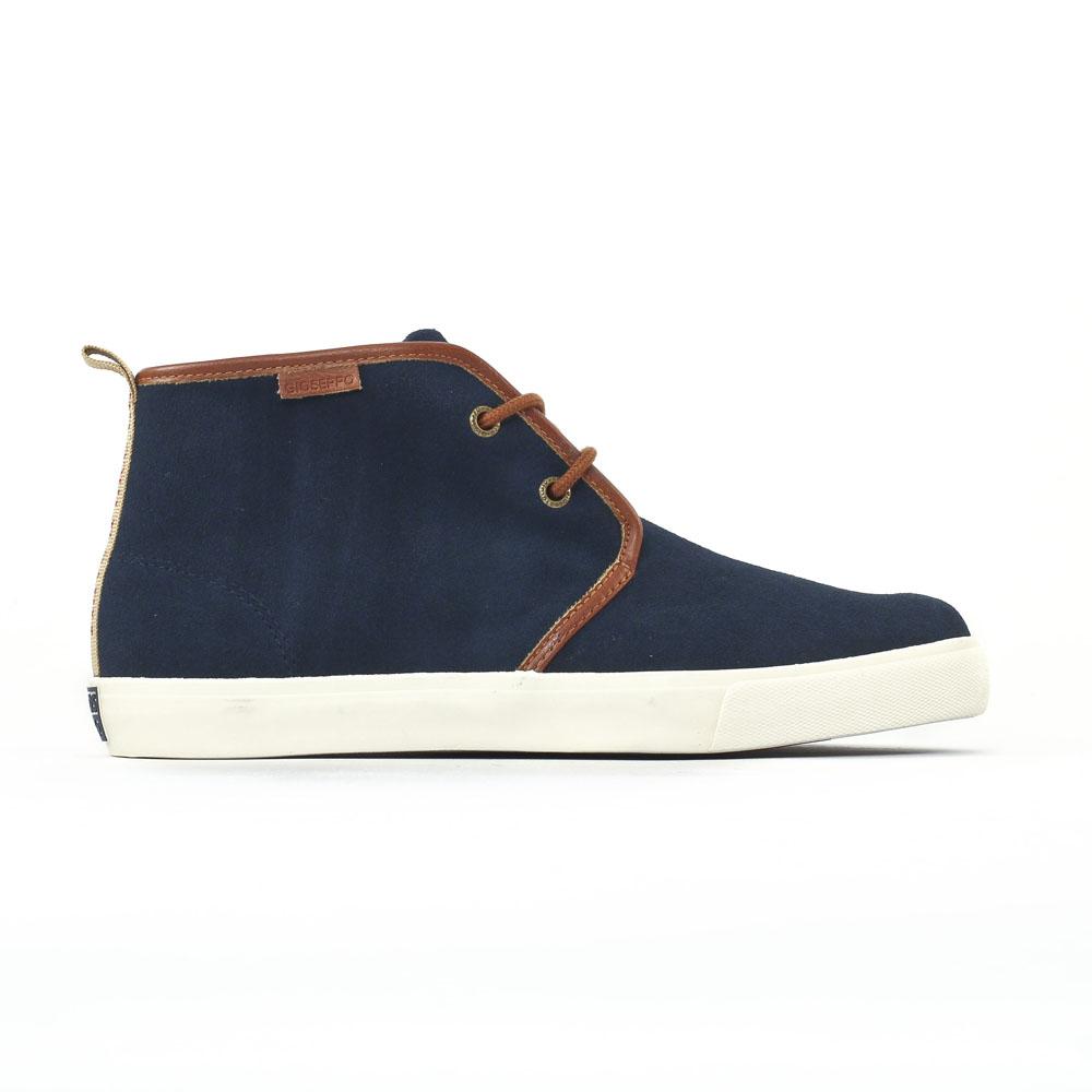 gioseppo 24521 marine chaussure montantes bleu marine automne hiver chez trois par 3. Black Bedroom Furniture Sets. Home Design Ideas