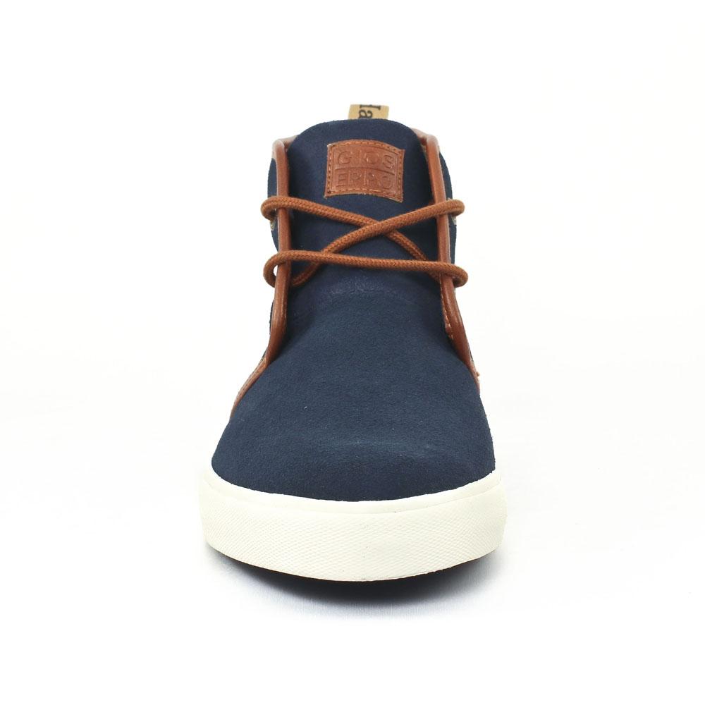 gioseppo 24521 marine chaussure montantes bleu marine. Black Bedroom Furniture Sets. Home Design Ideas