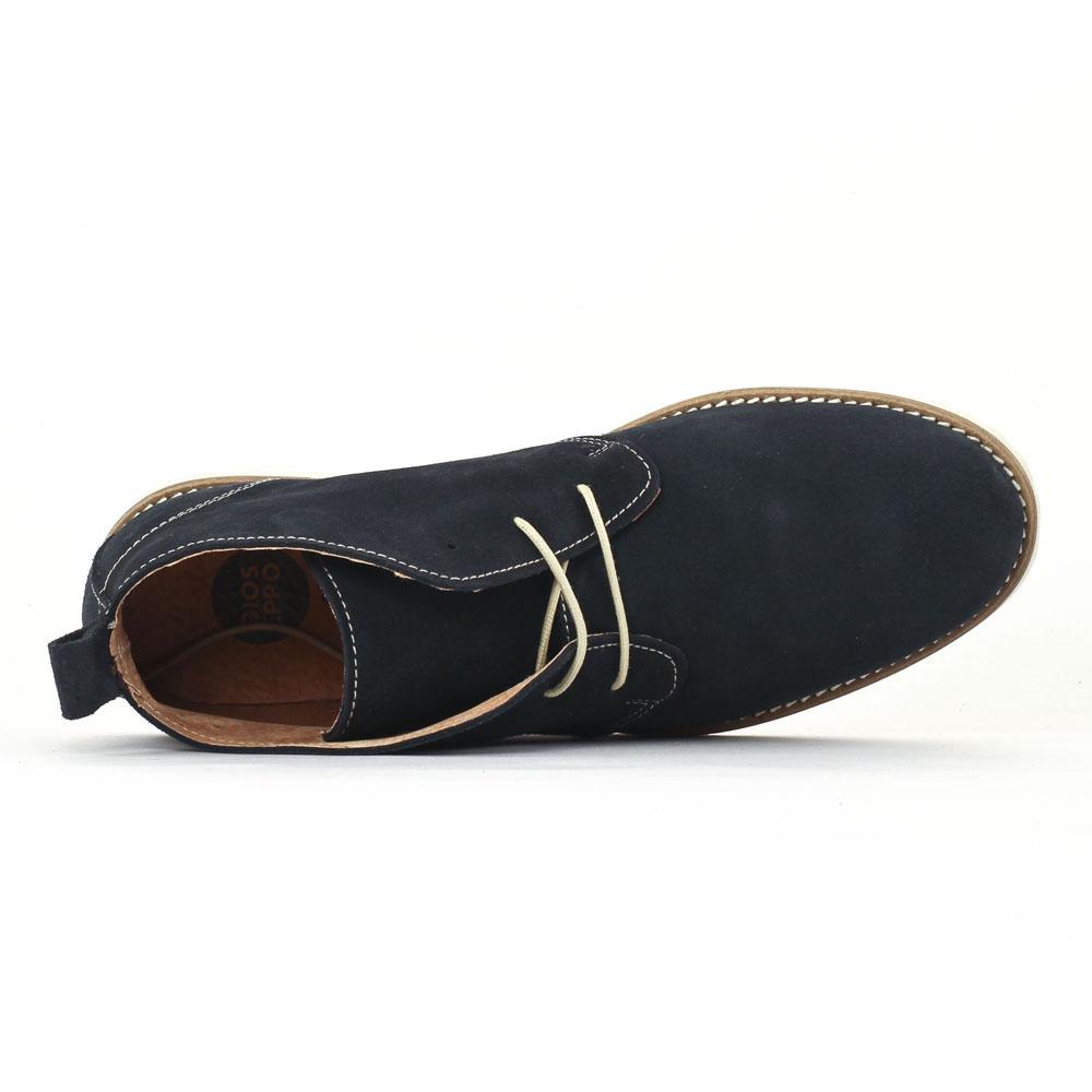 gioseppo 25018 marine chaussure montantes bleu marine automne hiver chez trois par 3. Black Bedroom Furniture Sets. Home Design Ideas