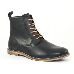 Chaussures homme hiver 2014 - chaussures montantes greenstone noir