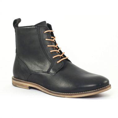 Chaussures Montantes Greenstone Looperi02 Noir, vue principale de la chaussure homme