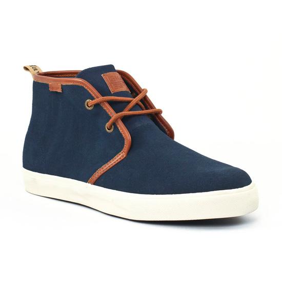 Chaussures Montantes Gioseppo 24521 Marine, vue principale de la chaussure homme