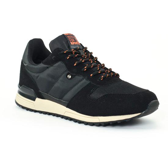 Tennis Gioseppo 24747 Noir, vue principale de la chaussure homme