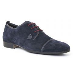 derbys bleu marine: même style de chaussures en ligne pour hommes que les Amoroso