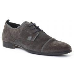 derbys marron taupe: même style de chaussures en ligne pour hommes que les Amoroso