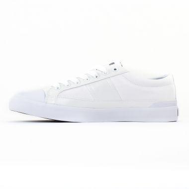 Tennis Polo Ralph Lauren a85y2126 White, vue principale de la chaussure homme
