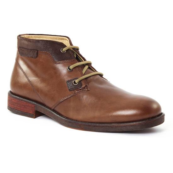 Chaussures Montantes Amoroso Opi Tdm, vue principale de la chaussure homme