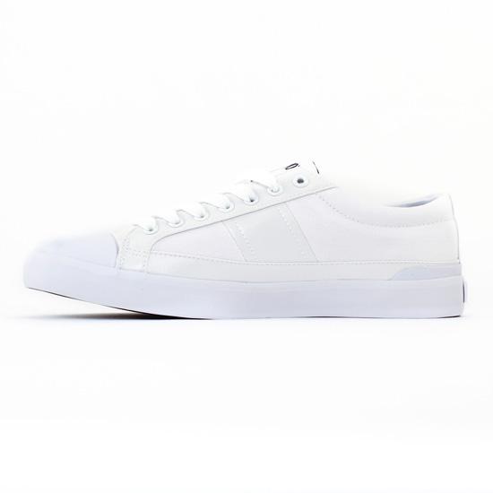 c0f95f93aa19 Tennis Polo Ralph Lauren a85y2126 White, vue principale de la chaussure  homme