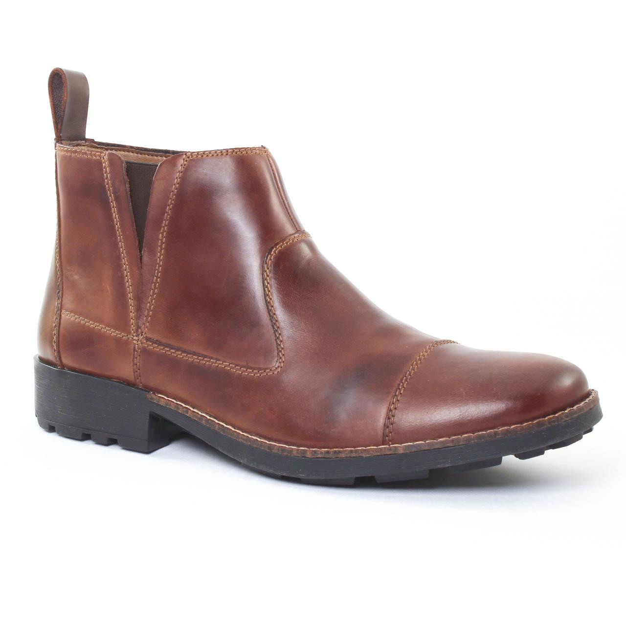 rieker 3605 marron boots marron automne hiver chez trois par 3. Black Bedroom Furniture Sets. Home Design Ideas