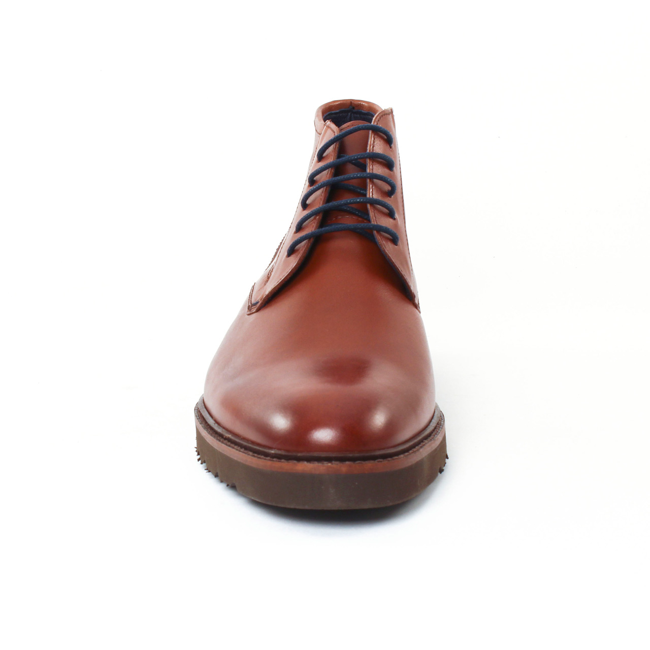 02cbb5e81a5 chaussures montantes marron mode homme automne hiver vue 6