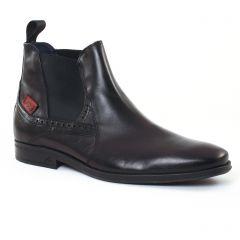 Chaussures homme hiver 2016 - boots Fluchos noir