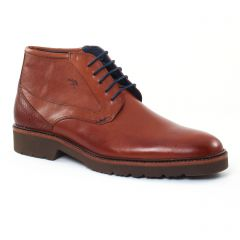 Chaussures homme hiver 2016 - chaussures montantes Fluchos marron