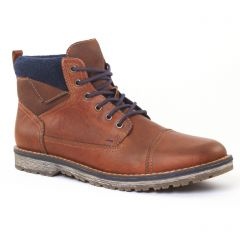 Chaussures homme hiver 2016 - chaussures montantes rieker marron