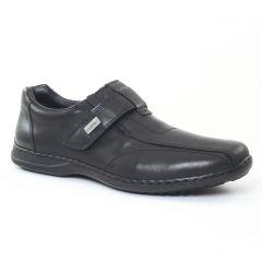 mocassins noir: même style de chaussures en ligne pour hommes que les Rieker