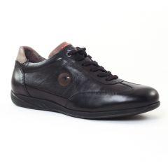 Chaussures homme hiver 2016 - tennis Fluchos noir