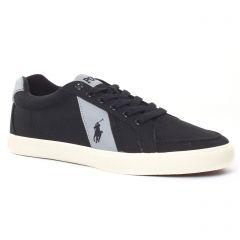 Chaussures homme hiver 2016 - tennis Polo Ralph Lauren noir gris