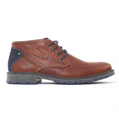 Chaussures Montantes Rieker 38120 Marron, vue principale de la chaussure homme