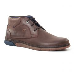 Chaussures homme hiver 2017 - boots Fluchos marron