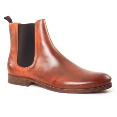 Chaussures homme hiver 2017 - boots Kost marron