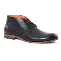 Chaussures homme hiver 2017 - chaussures montantes Kost noir