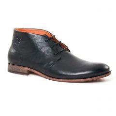 Chaussures homme hiver 2017 - bottines Chukka Kost noir