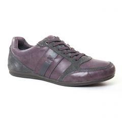 tennis gris mauve: même style de chaussures en ligne pour hommes que les Geox Homme