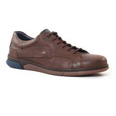 tennis marron: même style de chaussures en ligne pour hommes que les Fluchos