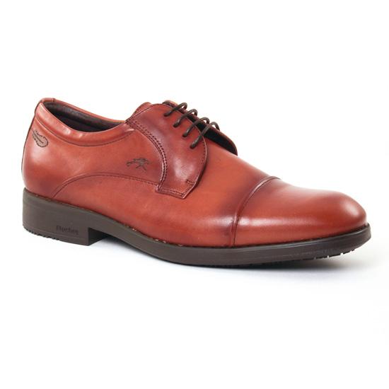 Chaussures Basses À Lacets Fluchos 9277 Libano, vue principale de la chaussure homme