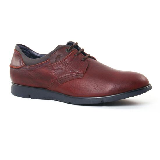 Chaussures Basses À Lacets Fluchos 9927 Ibano, vue principale de la chaussure homme