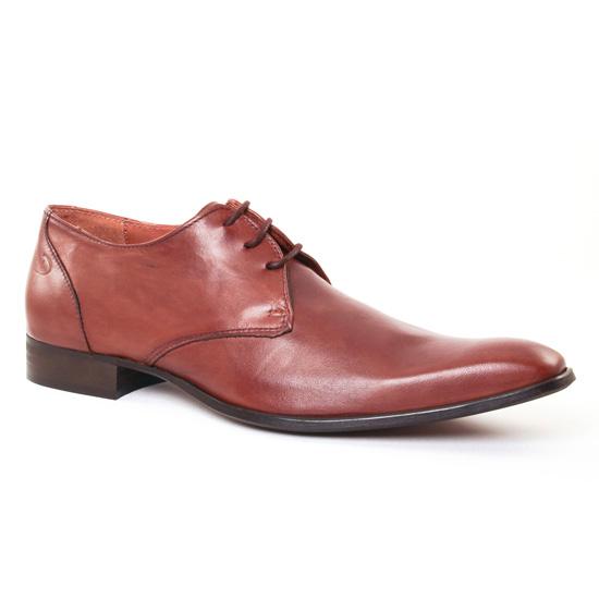 Chaussures Basses À Lacets Paratonnerre 399 Marron, vue principale de la chaussure homme