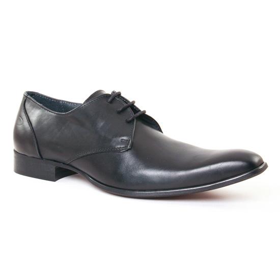 Chaussures Basses À Lacets Paratonnerre 399 Noir, vue principale de la chaussure homme